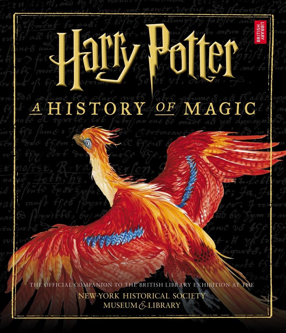 Arthur A. Levine Books Harry Potter: A History of Magic