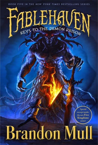 Fablehaven 05 Keys to the Demon Prison
