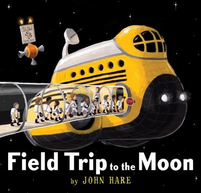Margaret Ferguson Books Field Trip to the Moon