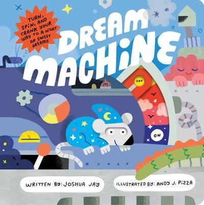 Chronicle Books Dream Machine