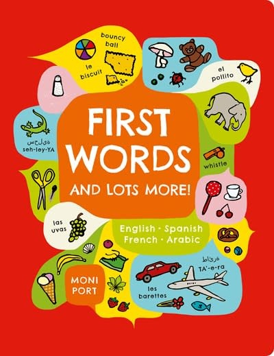 Chronicle Books First Words . . . and Lots More!