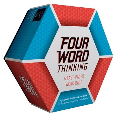 Chronicle Books Four Word Thinking