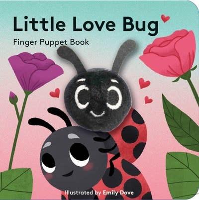 Chronicle Books Little Love Bug: Finger Puppet Book