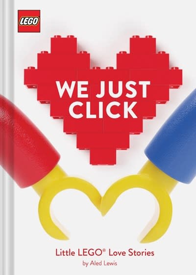 Chronicle Books LEGO: We Just Click