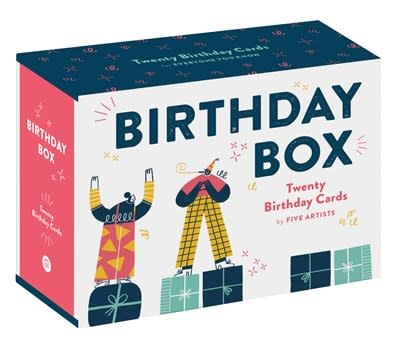 Princeton Architectural Press Birthday Box