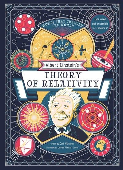 Laurence King Publishing Albert Einstein's Theory of Relativity