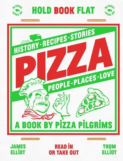 Quadrille Publishing Pizza