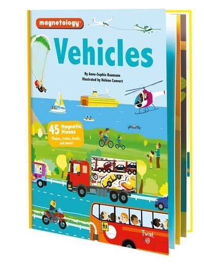 Twirl Magnetology: Vehicles