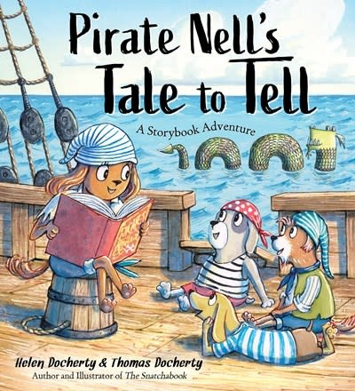 Sourcebooks Jabberwocky Pirate Nell's Tale to Tell