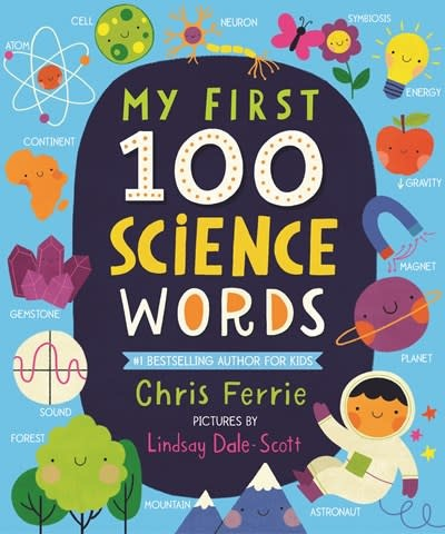 Sourcebooks Explore My First 100 Science Words