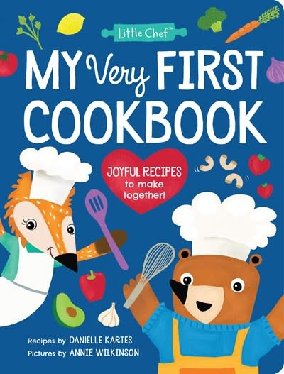 Sourcebooks Explore My Very First Cookbook