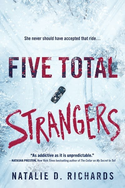 Sourcebooks Fire Five Total Strangers