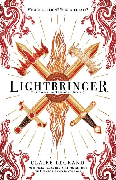 Sourcebooks Fire Lightbringer