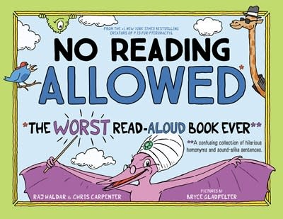 Sourcebooks Explore No Reading Allowed