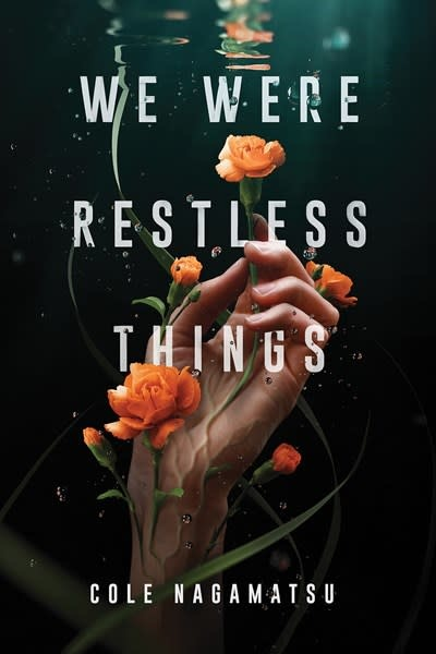 Sourcebooks Fire We Were Restless Things