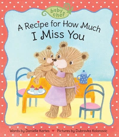 Sourcebooks Explore A Recipe for How Much I Miss You