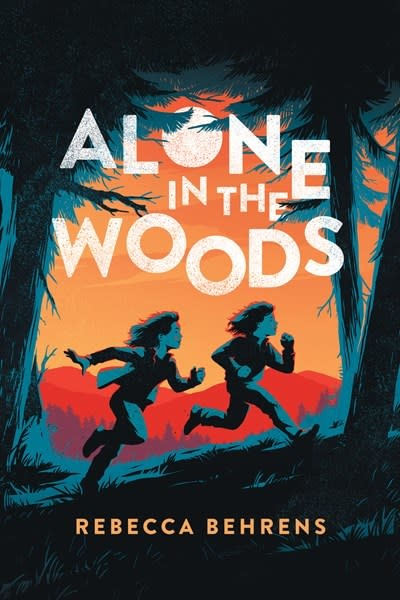 Sourcebooks Young Readers Alone in the Woods