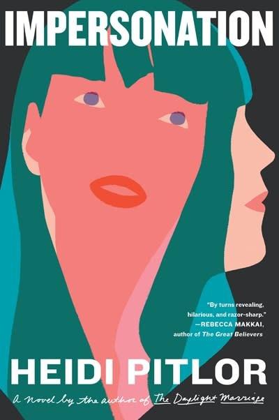 Algonquin Books Impersonation: A Novel