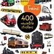 Workman Publishing Company Eyelike Stickers: Trains