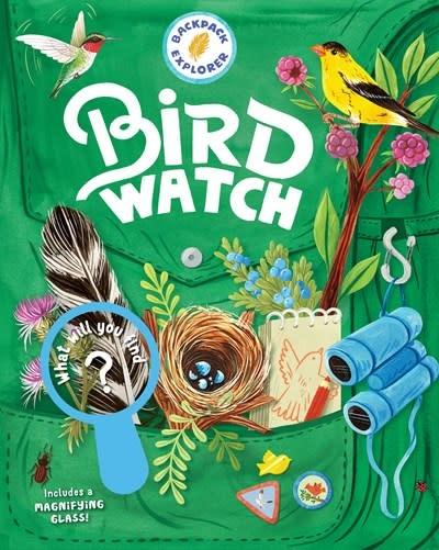 Storey Publishing, LLC Backpack Explorer: Bird Watch