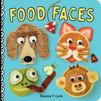 Storey Publishing, LLC Food Faces