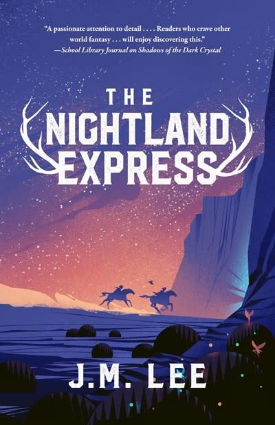 Erewhon The Nightland Express