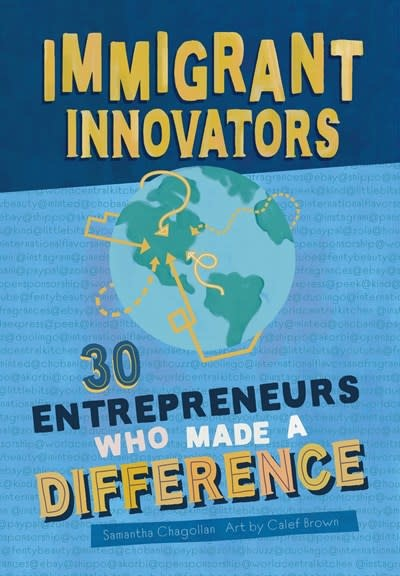 duopress Immigrant Innovators: 30 Entrepreneurs Who Made a Difference