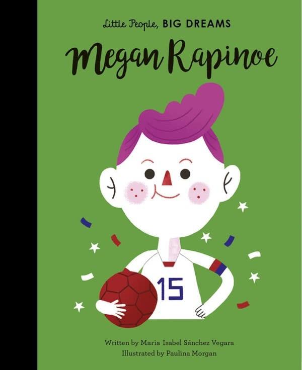 Frances Lincoln Children's Books Little People, Big Dreams: Megan Rapinoe