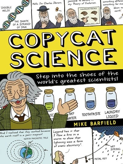 QEB Publishing Copycat Science