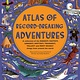 Wide Eyed Editions Atlas of Record-Breaking Adventures