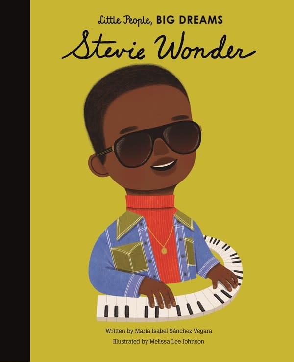 Frances Lincoln Children's Books Little People, Big Dreams: Stevie Wonder