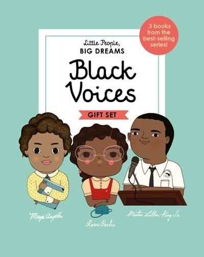 Frances Lincoln Children's Books Little People, Big Dreams: Black Voices
