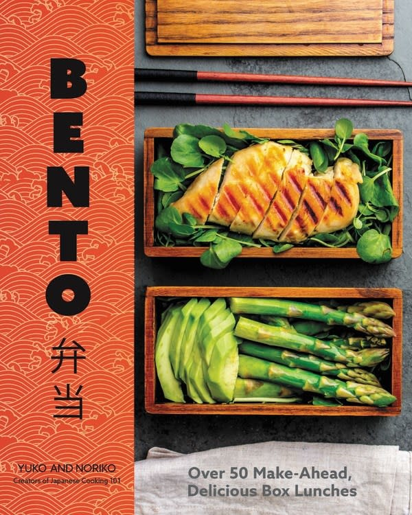 Race Point Publishing Bento: Over 50 Make-Ahead, Delicious Box Lunches