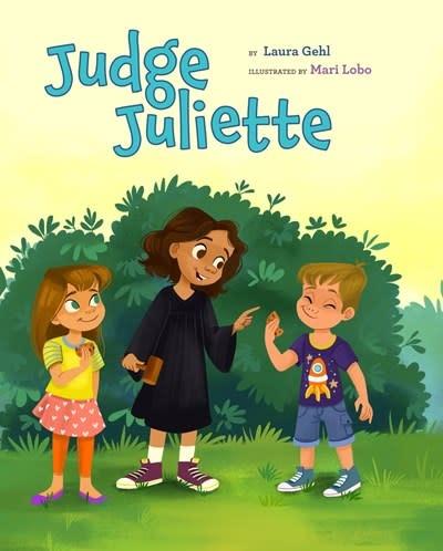 Sterling Children's Books Judge Juliette