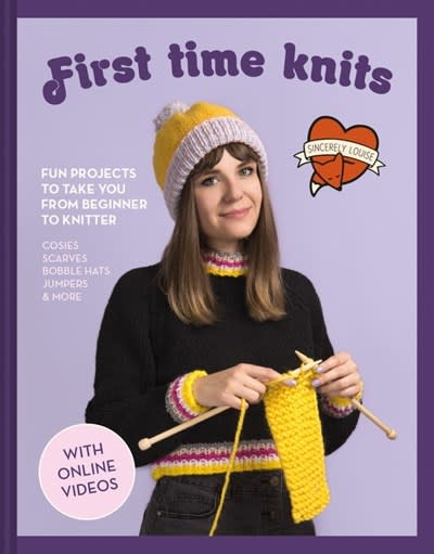 Collins & Brown First Time Knits