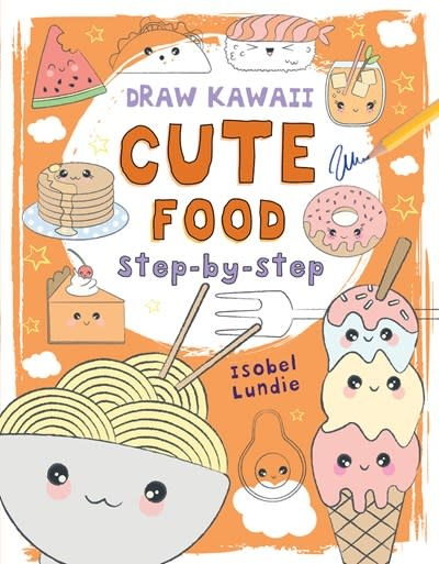 Book House Draw Kawaii: Cute Food