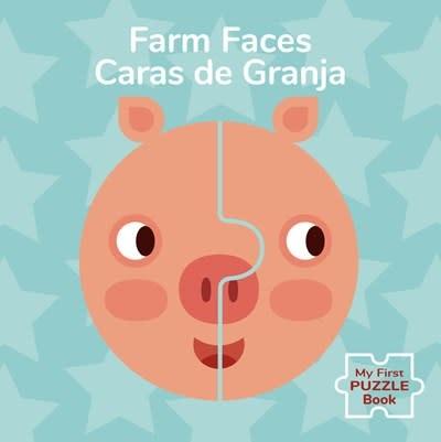 White Star Kids Farm Faces/Caras de Granja