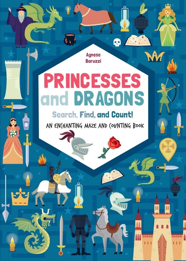 White Star Kids Princesses and Dragons