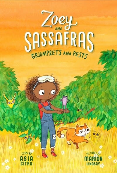 The Innovation Press Zoey and Sassafras 07 Grumplets and Pests
