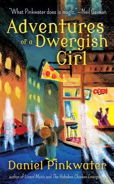 Tachyon Publications Adventures of a Dwergish Girl