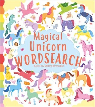 Arcturus Magical Unicorn Wordsearch