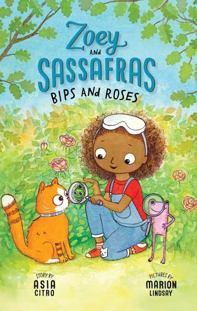 The Innovation Press Zoey and Sassafras 08 Bips and Roses