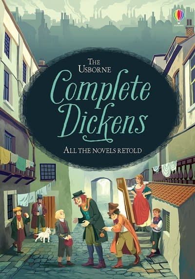 Usborne Usborne: Complete Dickens  (All the Novels Retold)