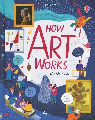 Usborne How Art Works IR