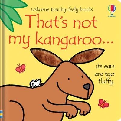Usborne That's Not My Kangaroo