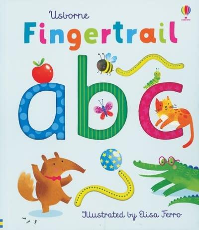 Usborne Usborne: Fingertrail ABC