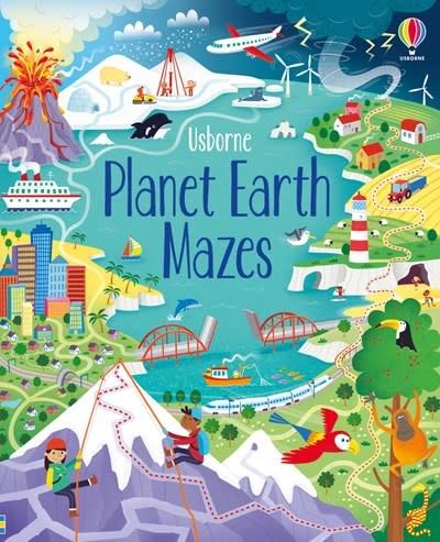 Usborne Planet Earth Mazes