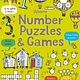 Usborne Number Puzzles and Games
