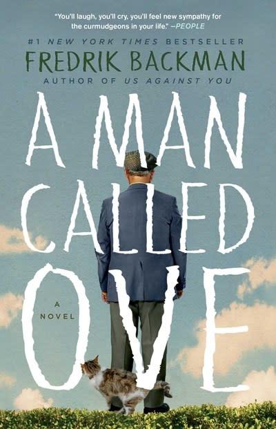 Washington Square Press A Man Called Ove: A novel