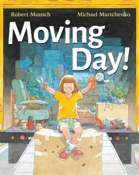 North Winds Press Moving Day!
